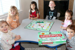 Monopoly-learning-board-game
